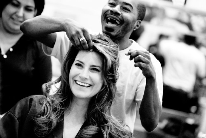 Seven Questions with Celebrity Hair Stylist Seven | TheGreeneVademe
