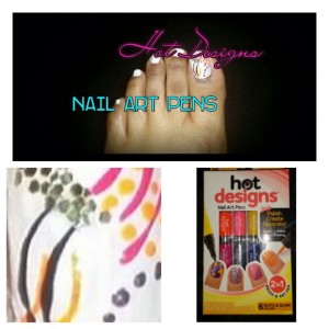 hot designs nail art pens